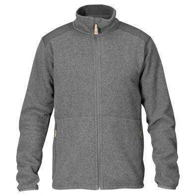 Fjallraven Mens Sten Fleece Jacket