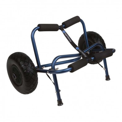 Harmony Stowaway Beach Cart - All-Terrain Tires