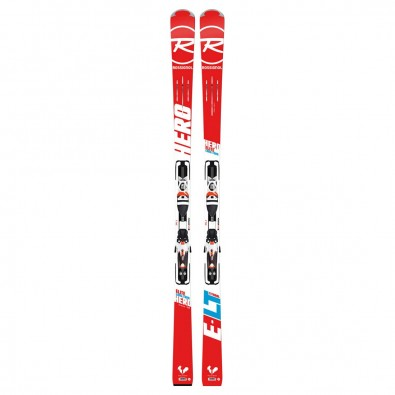 Rossignol HERO Elite LT Skis w/ Axial3 Bindings 2015-16