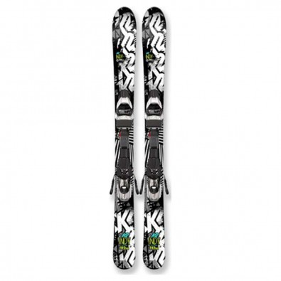 K2 Refurbished Indy Junior Skis