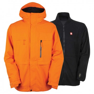 686 Smarty Form Ski and Snowboard Jacket