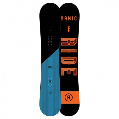 Ride Manic Mens Snowboard 2016/17