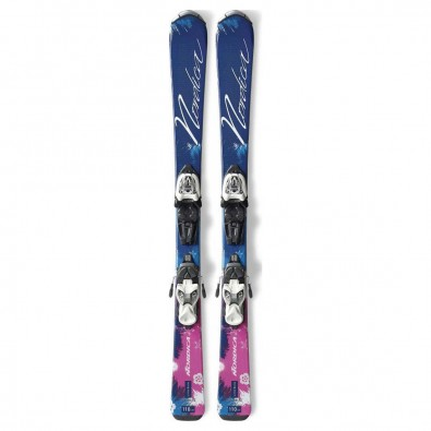 Nordica Little Belle Refurbished Girls Skis