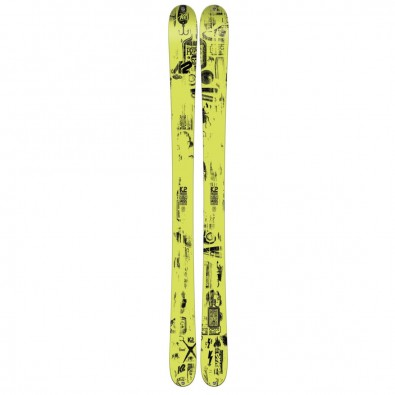 K2 Press Mens Skis 2015-16