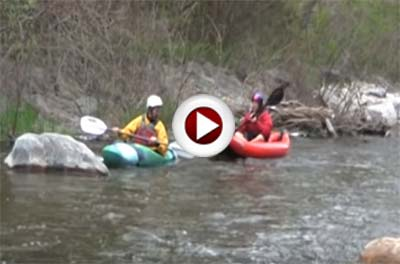 Watch Video of Duckys on the Bear River