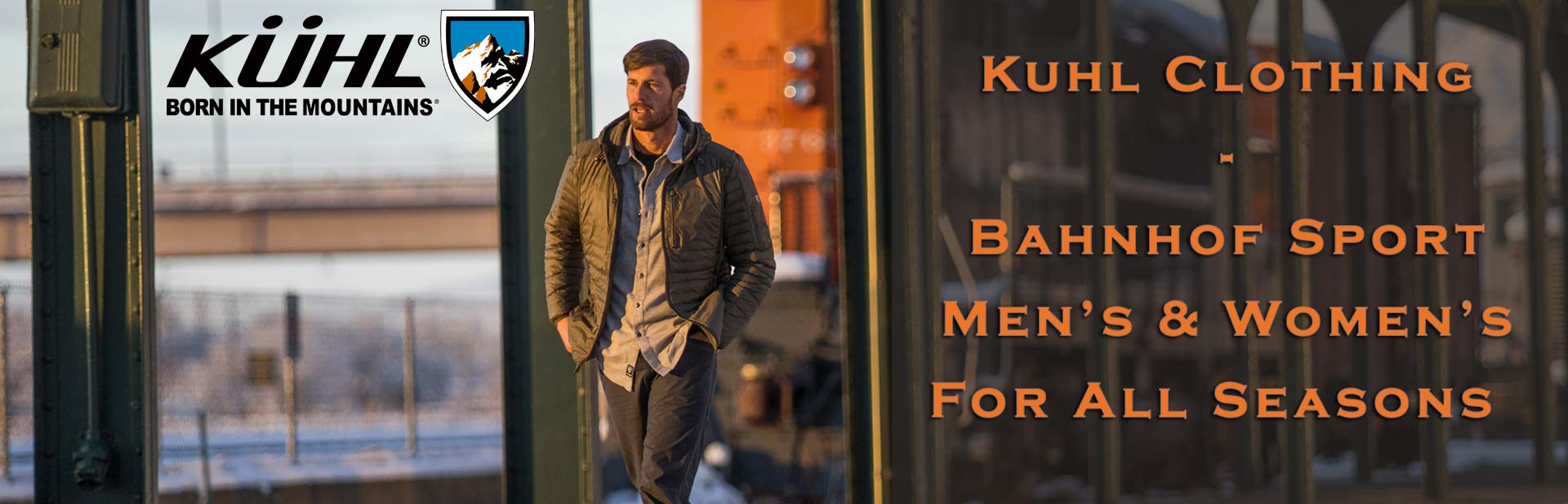 Kuhl Mens & Womens Jackets for Fall and Winter