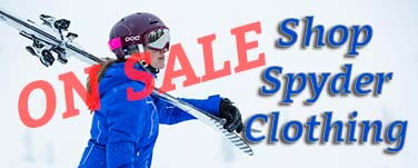 Shop Spyder Skiwear on Sale