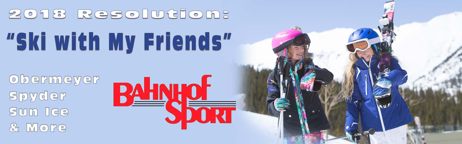 Stay Warm & Comfortable this winter with a jacket or pants from Bahnhof Sport