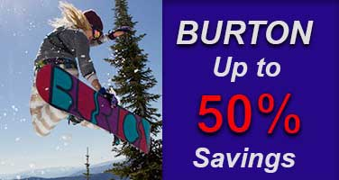 Shop Burton on Sale