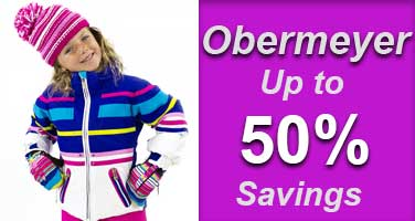 Shop Obermeyer Winter Clothing on Sale