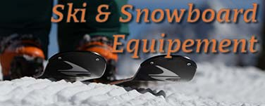 Shop Ski & Snowboard Equipment