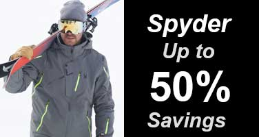 Shop Spyder on Sale